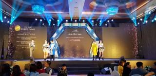 Hitecon nhận bằng khen Top đơn vị thi công hàng đầu