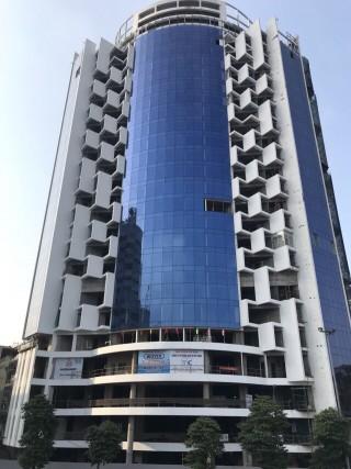 Thi công trần vách thach cao Khách sạn Novotel Thái Hà